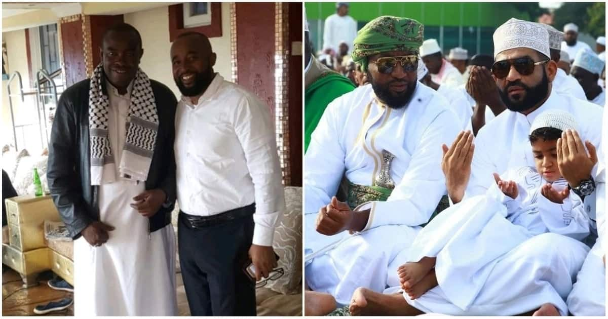 Meet Hassan Joho's rarely seen elder and extremely wealthy brother