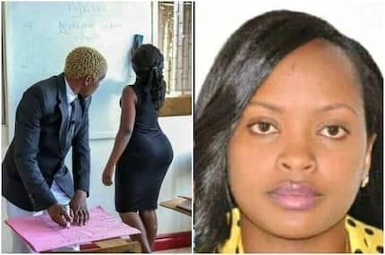 Mwanamke aliyepatikana na naibu gavana wa Kirinyaga alikuwa amemwekea mtego Chipukizeey?