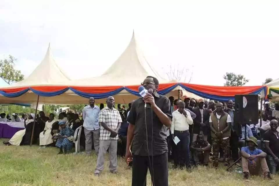 James Orengo asks DPP Noordin Haji to probe William Ruto's wealth