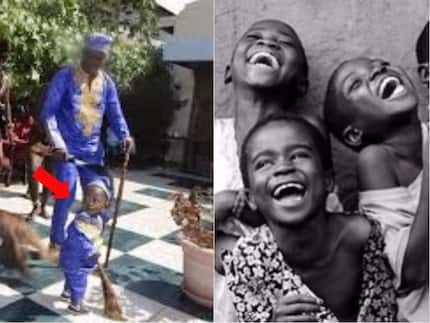 Mwanamume aliyemwandilia mwanawe sherehe ya KSh1 milioni amerejea tena kwa kishindo
