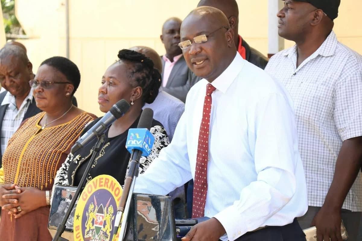 Gavana wa Bungoma aichukulia hospitali hatua kali baada ya maafisa 2 wa kaunti kufariki humo