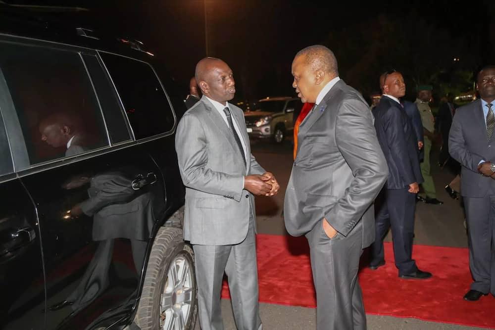 Uhuru, Ruto in bad terms - Jubilee leaders