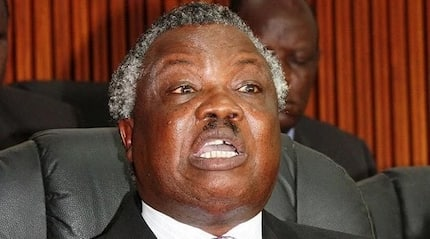 COTU boss Francis Atwoli wants government to invest in commuter trains