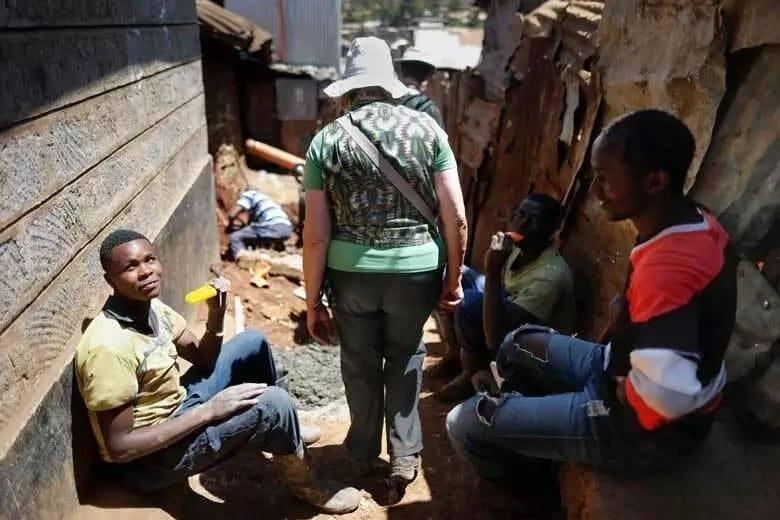 Wakazi Kibera wawakashifu watalii wanaovutiwa na uchochole wao