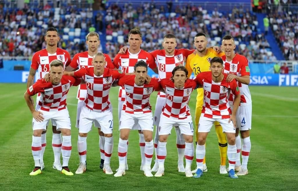 Croatia's Perisic looks for World Cup final motivation from semi final defeat of France 98