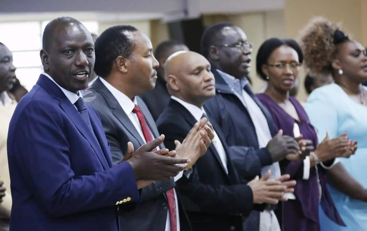 You won't sink Jubilee like you did to NASA - Ruto allies tell Raila