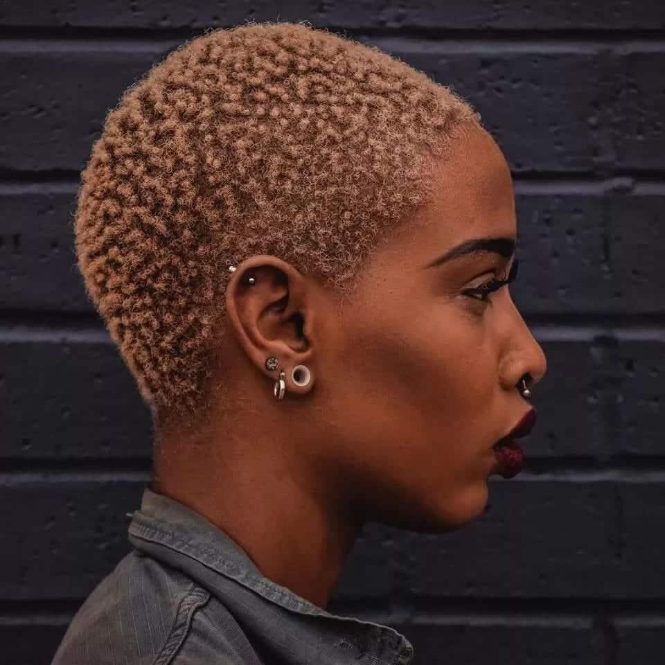 Short Haircuts For Black Women Tuko Co Ke