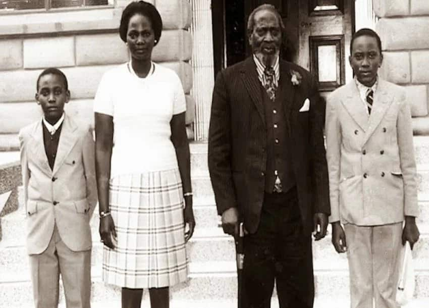 Siri ya nduguye Uhuru Kenyatta, Muhoho yafichuka, Utaihitaji!