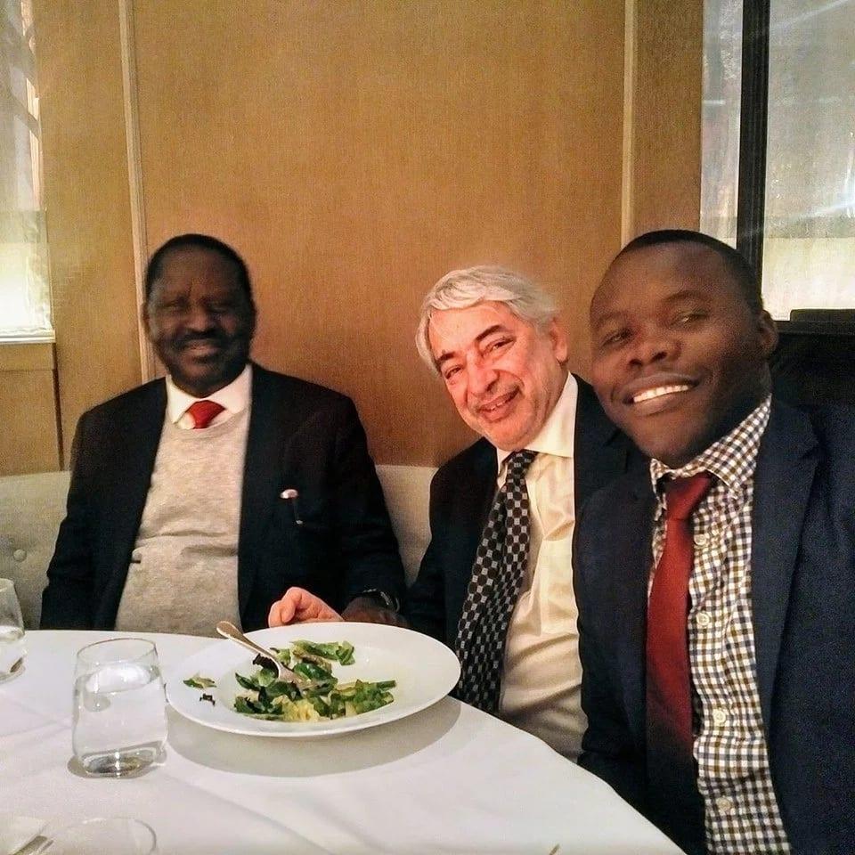 I made a painful decision to meet Uhuru - Raila finally opens up on political deal