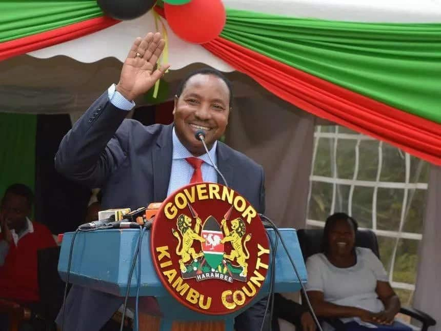 """I am a proud daughter of four fathers"" – Kizungu chamchanganya Waititu"