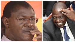 William Ruto appeal to Wetangula to ditch opposition for Jubilee