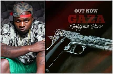 Khaligraph Jones releases highly anticipated song Gaza and it's all about Hessy wa Kayole