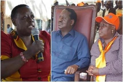 Amri iliyotolewa ya kumkamata dadake Raila Odinga yaondolewa