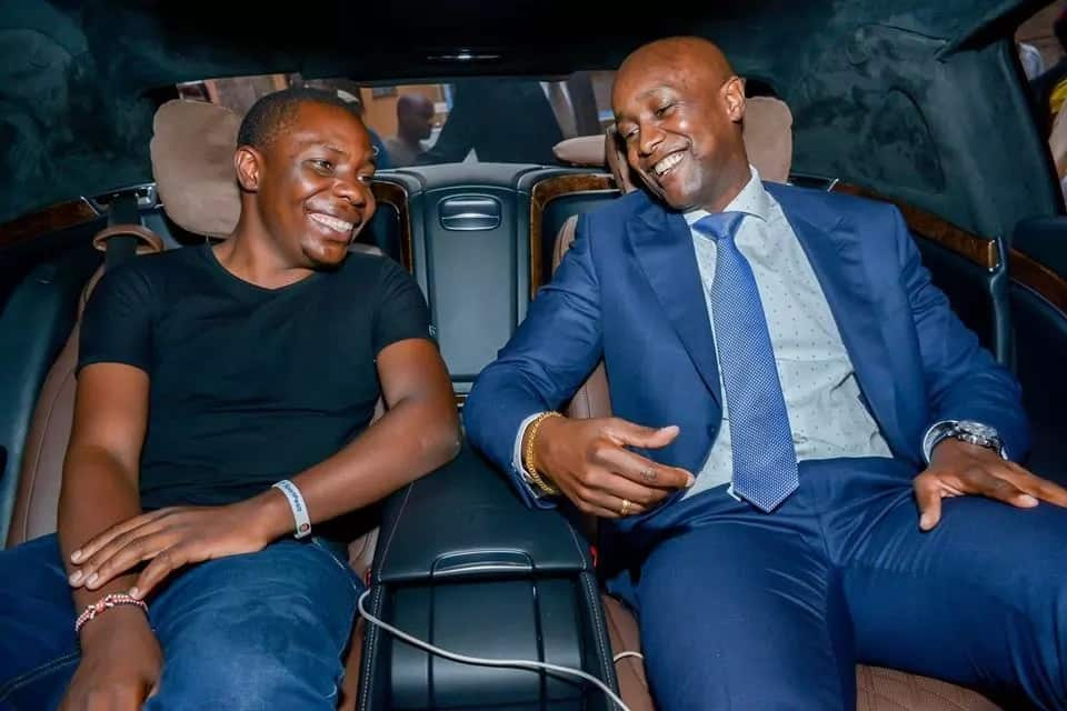 KSh 221M Sportpesa winner goes to a government office and stuns everyone