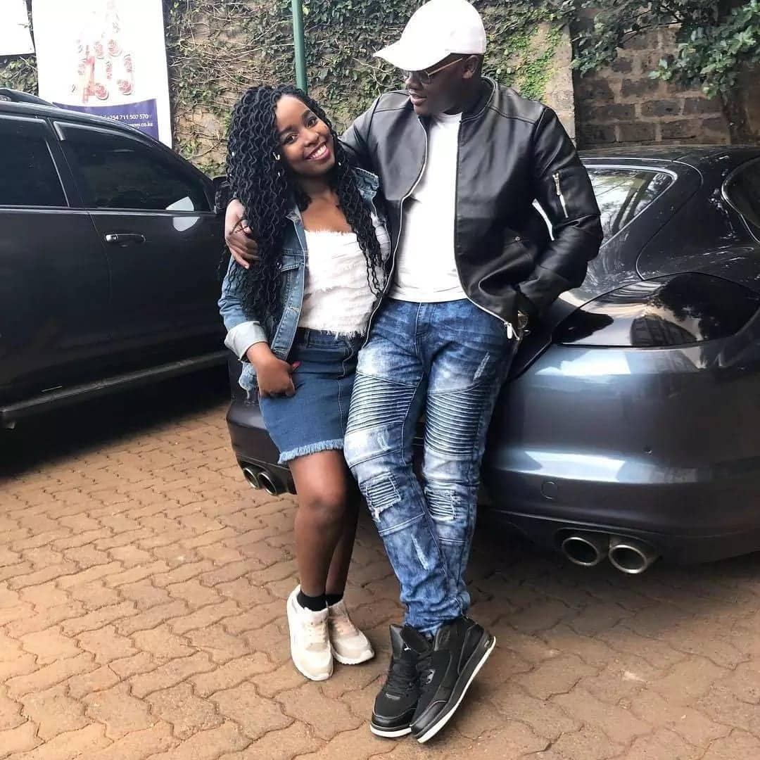 Keep your relationship private not secret - Mike Sonko's daughter Saumu