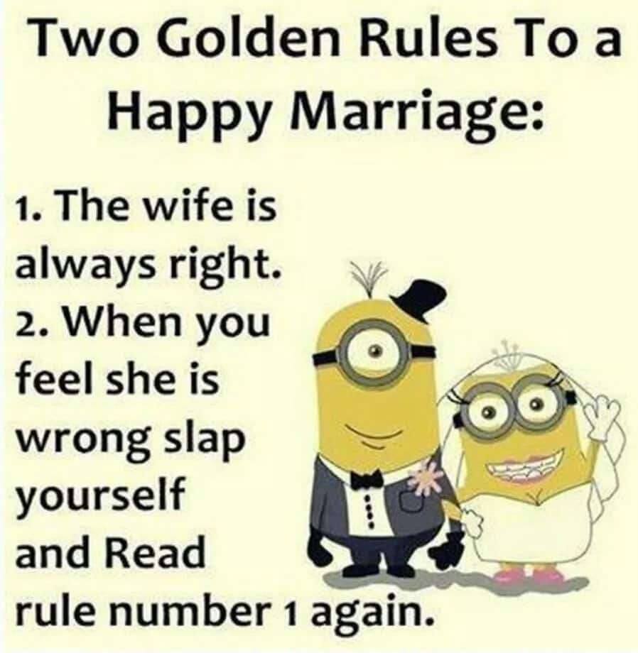 Funny memes about marriage