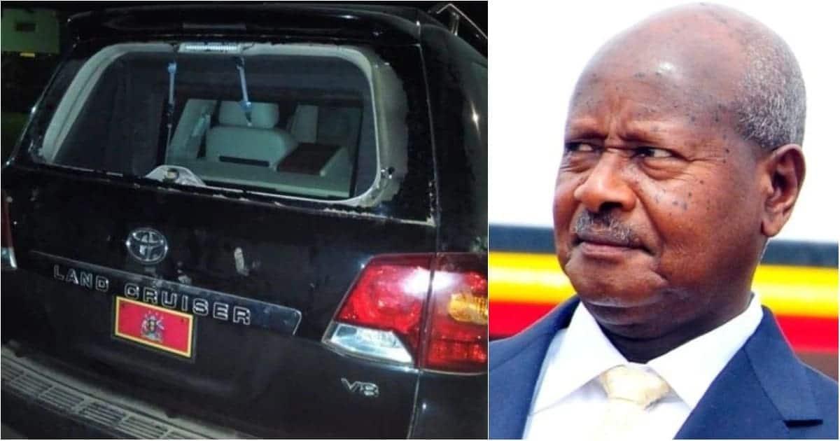 Ghasia za Arua, Museveni awafuta kazi maafisa wa wakuu wa usalama