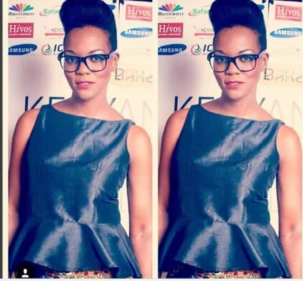 6 euphoric photos of Grace Makosewe as Kenyans mourn her sudden death