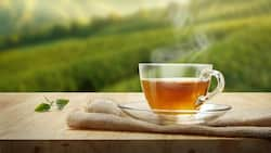 How to make green tea from home