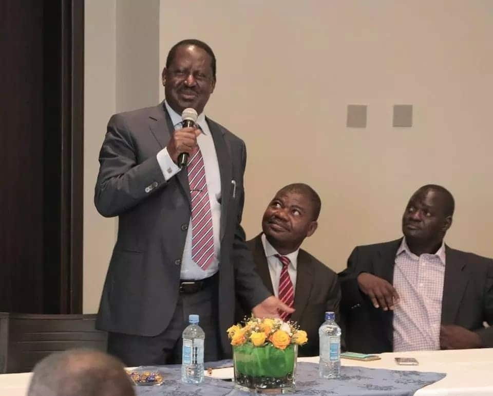 Parliament the weakest link in war on corruption – Raila