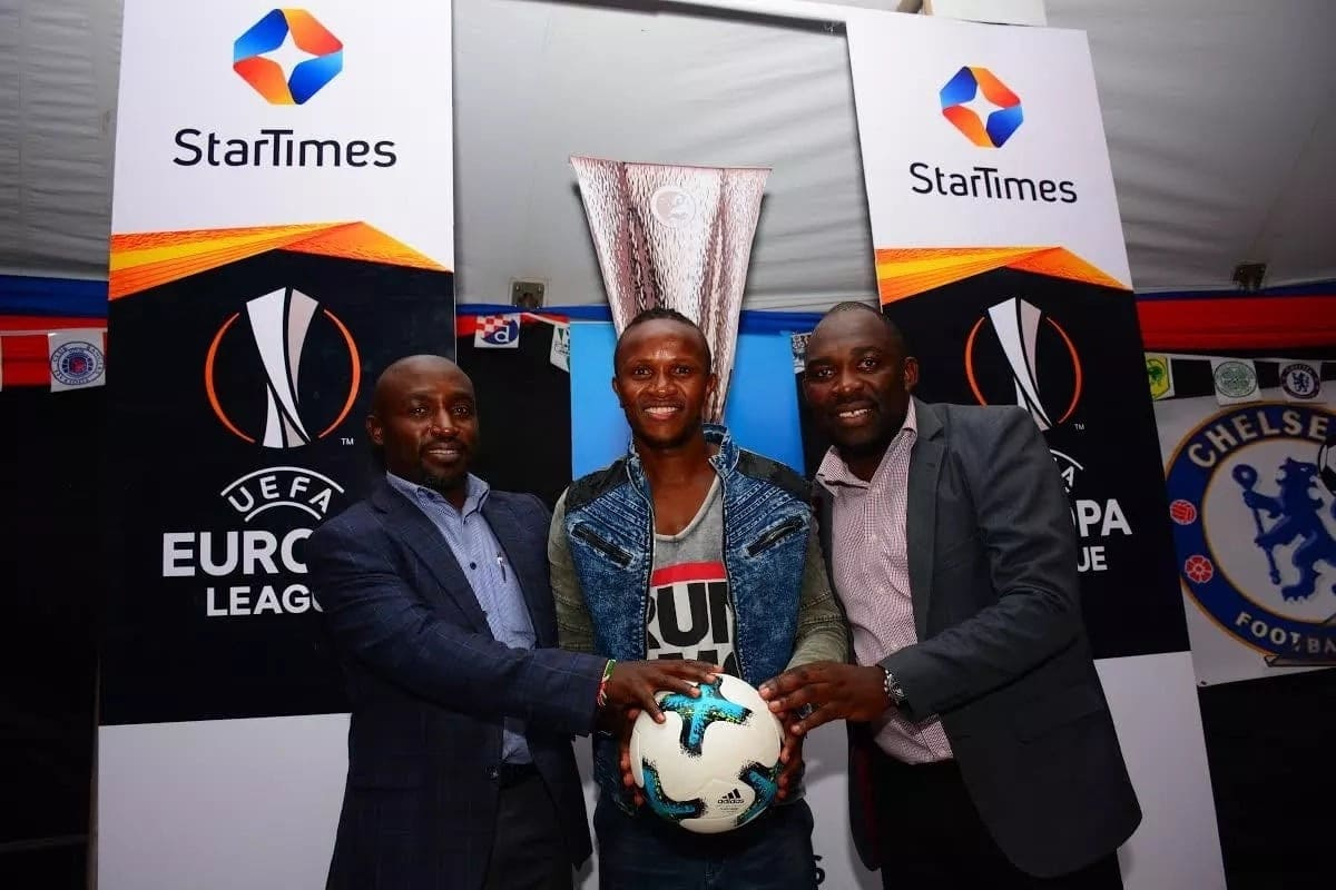 StarTimes acquires exclusive broadcast rights to air UEFA Europa League