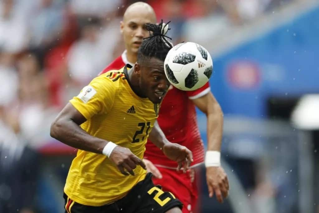 Belgium destroy Tunisia 5-2 to book last 16 spot at the Russia 2018 World Cup