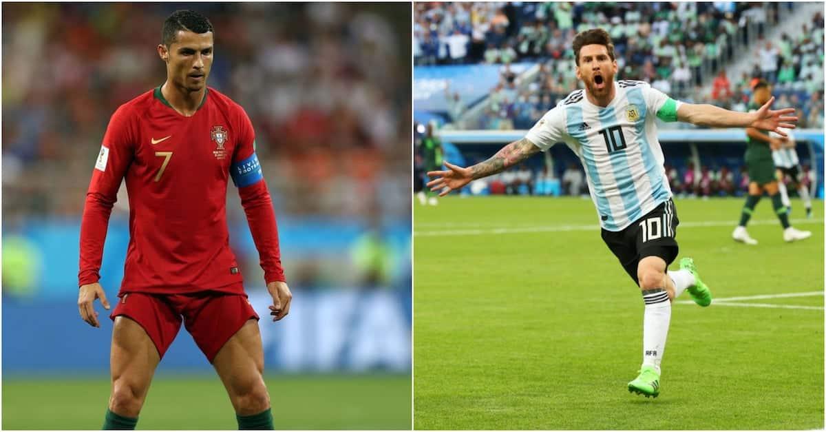 FIFA shortlist Ronaldo, Mbappe, Salah for player of the year award