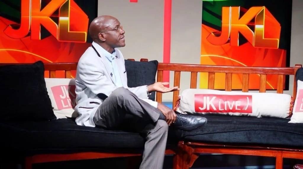 First co-principal to abandon NASA will be Ruto's serious challenger - Bonni Khalwale