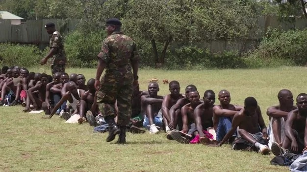 Kenyans Who Can Never Get KDF JOBS ▷ Tuko co ke