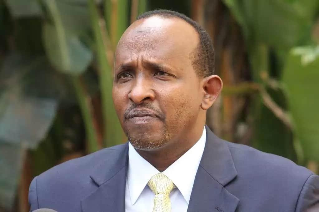 Aden Duale taunts NASA over passport suspension