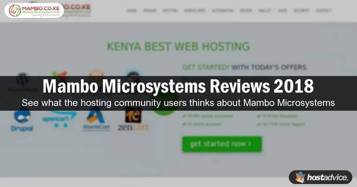 Best companies for web hosting in Kenya in 2018