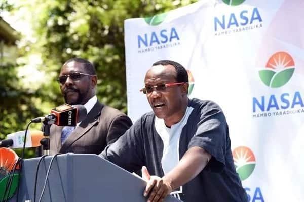 Miguna adai Norman Magaya ni kibaraka wa Jubilee katika NASA