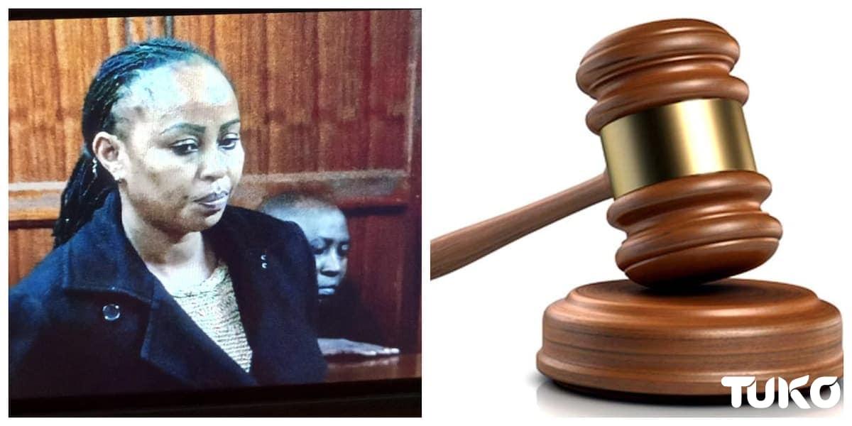 Roselyn Wangui ashtakiwa na mumewe kwa kuiba KSh 1 milioni kutoka kwa kampuni yao