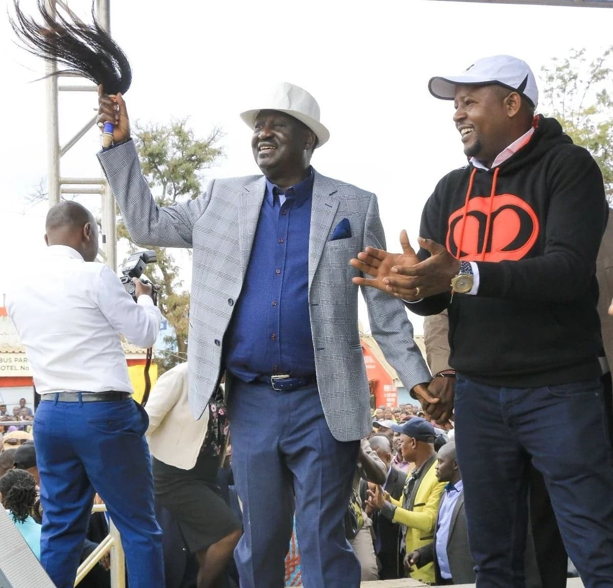 Raila has vowed to break Jubilee Party - Kipchumba Murkomen