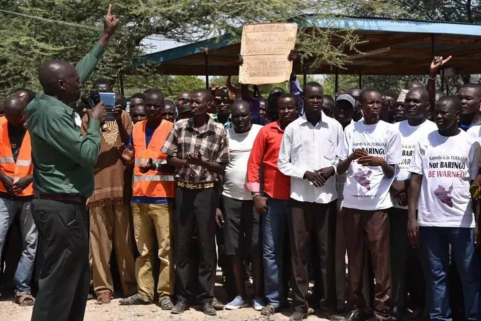 Learning, transport and businesses paralyzed as banditry attacks intensify in Kapedo