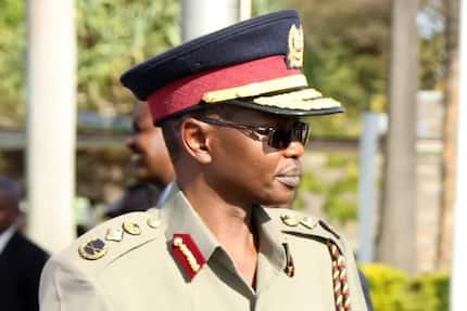 Boinnet launches programme to help police officers deal with frustrations, stop taking own lives