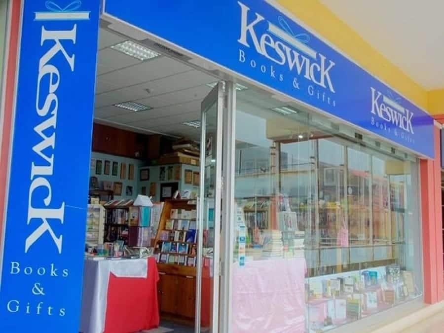 List of bookshops in Nairobi