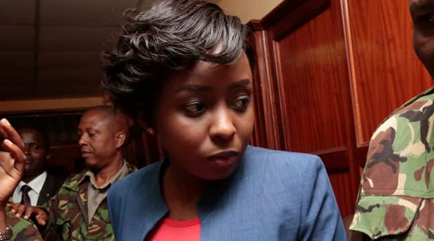 Jacque Maribe could spend another night in remand despite court granting her bail