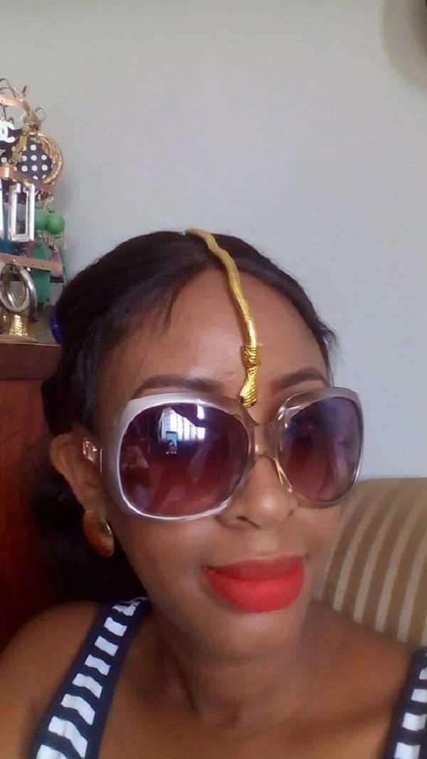 The beautiful family of Nairobi lady who died after undergoing breast enlargement surgery
