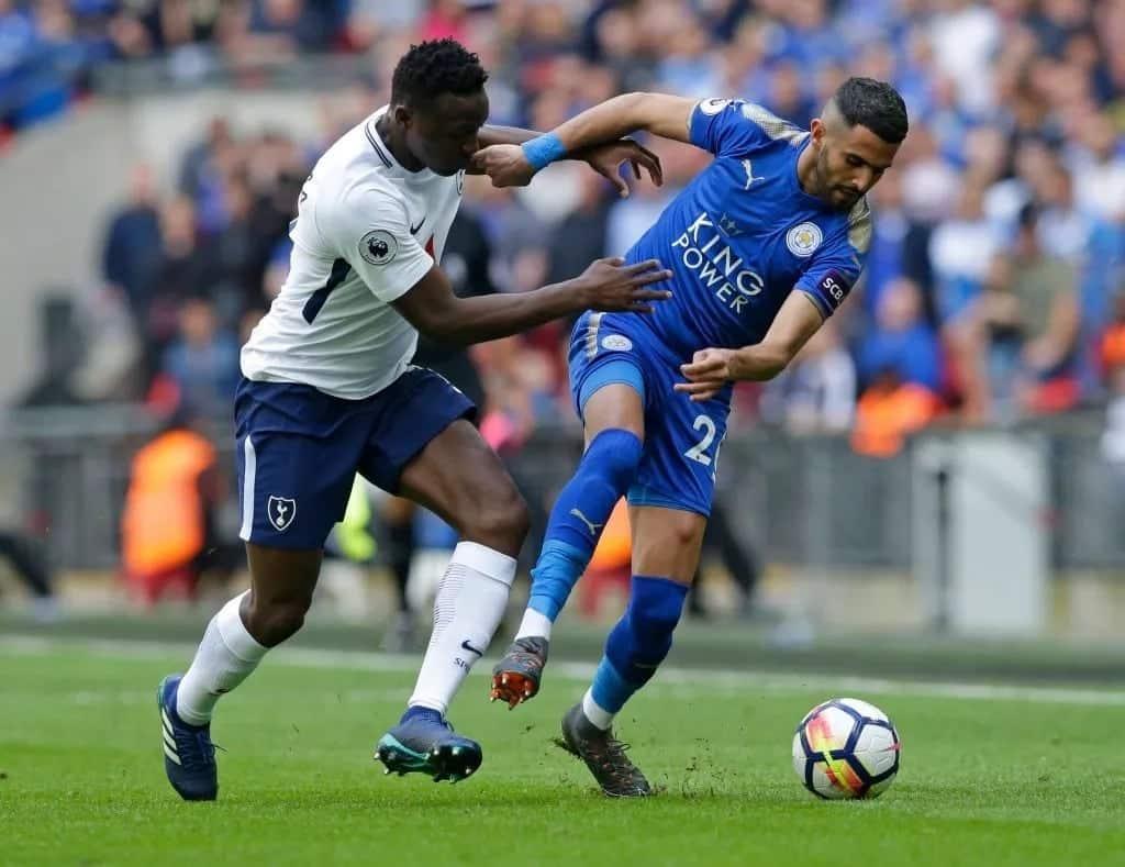 Manchester City hatimaye yampa kandarasi nyota wa Leicester City