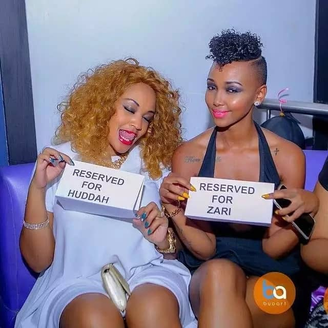Huddah Monroe regrets falling out with Zari after allegedly sleeping with Diamond