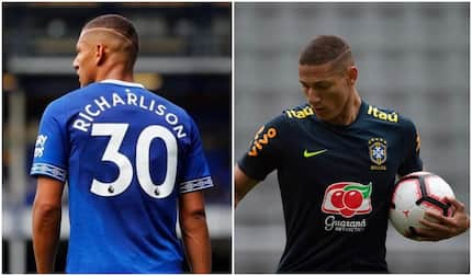 I was rejected by more than 10 clubs before my big break - Richarlison