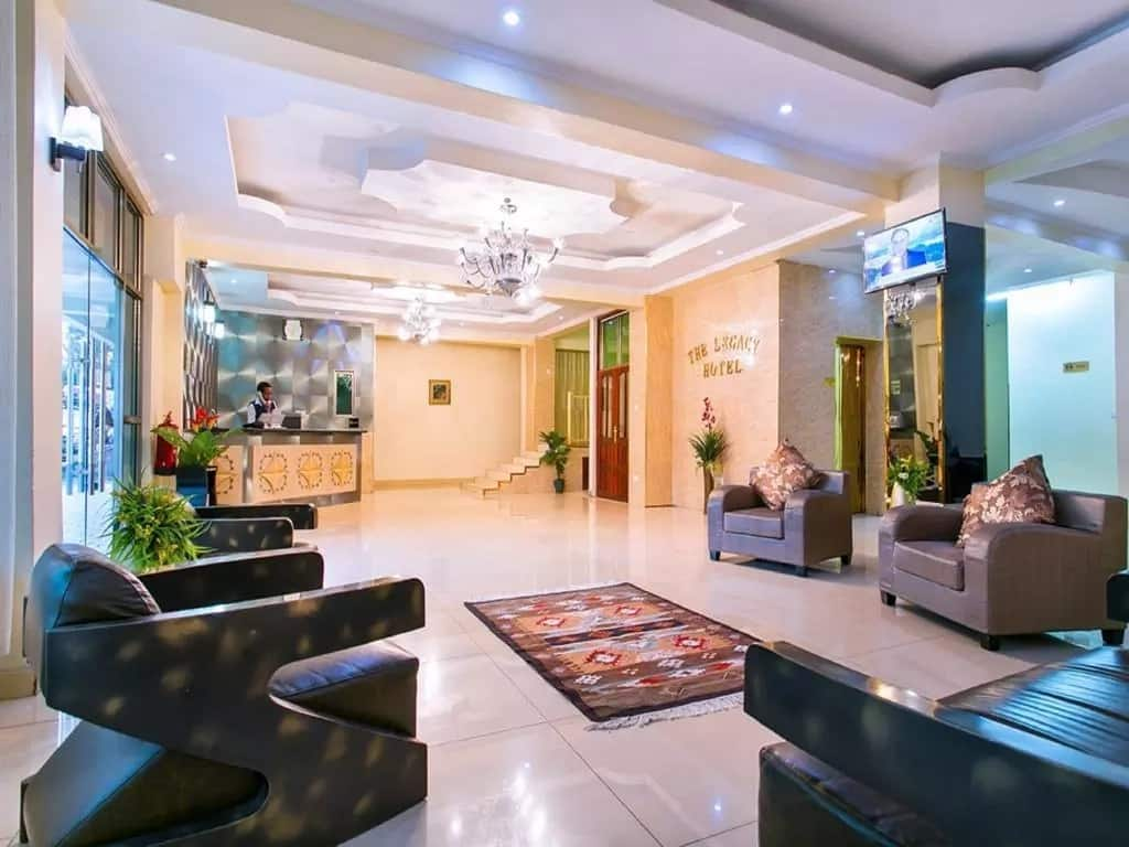 Top 7 Best Hotels in Nakuru - Legacy Hotel