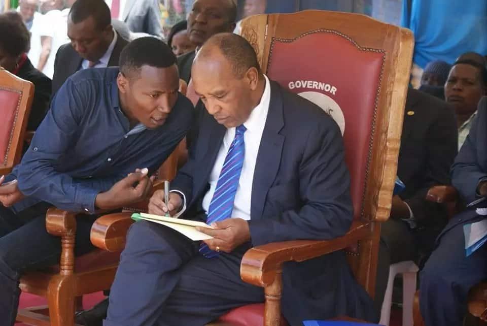 Mbunge wa Nyandarua ajuta baada kuuliza kuhusu idadi ndogo ya wajawazito eneo hilo