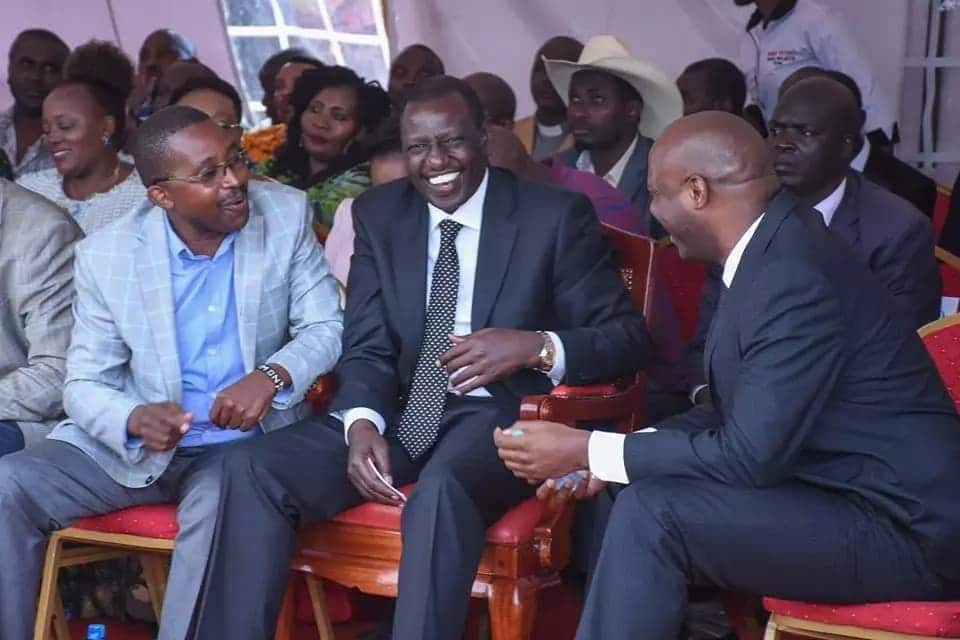 Western MPs endorse Ruto's 2022 presidency, say he's the only serious candidate