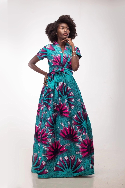 Trendy ankara maternity styles for ladies