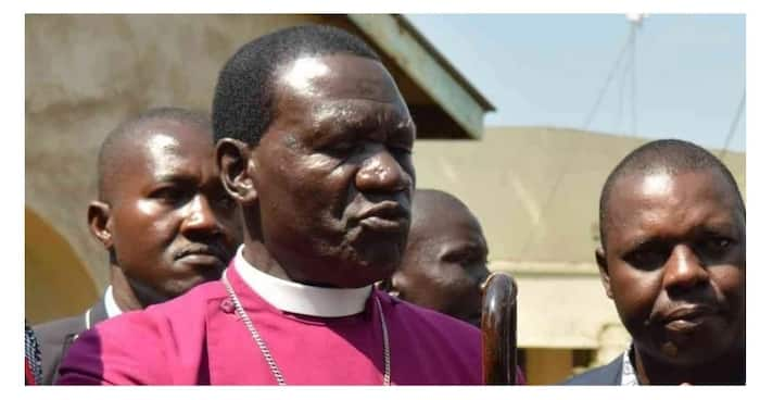 66-year-old former Bondo ACK Bishop arrested for sleeping with 14