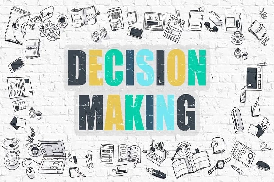 decision making in management, decision making process, policy making process