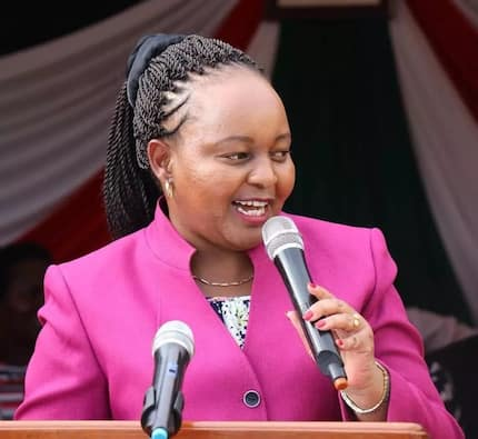 Ann Waiguru on the spot for allocating county resources to friends