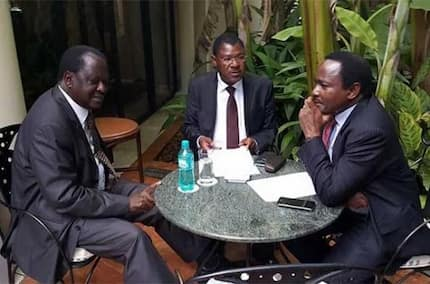 NASA protests to be held only in Nairobi-Raila's close ally reveals